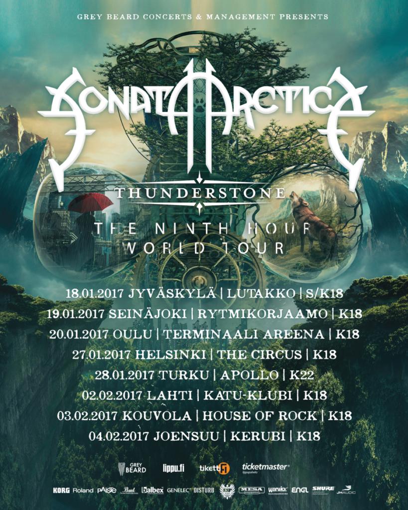 SONATA ARCTICA 2017 insta_uusi